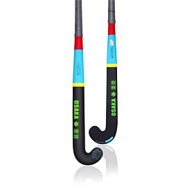 Osaka Vision Deshi hockeystick junior blue red