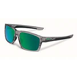 Oakley Mainlink Jade Iridium zonnebril heren gray smoke