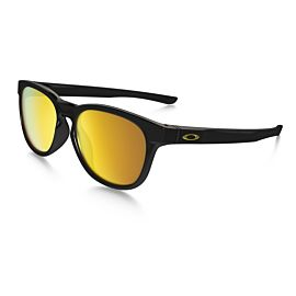 Oakley Stringer 24K Iridium zonnebril heren polished black