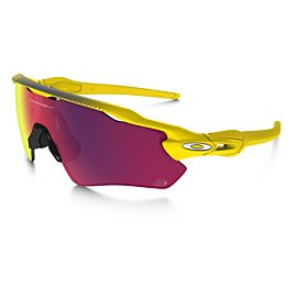Oakley Radar EV Path Tour de France Prizm Road fietsbril heren team yellow