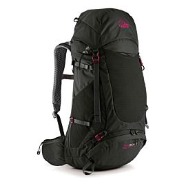 Lowe Alpine Airzone Trek+ ND45:55 rugzak black
