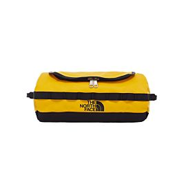 The North Face Base Camp Travel canister toilettas L gold