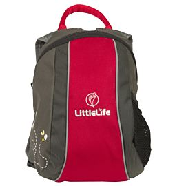 Little Life Runabout rugzak junior rood