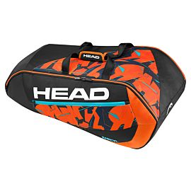 Head Radical 9R Supercombi tennistas zwart oranje