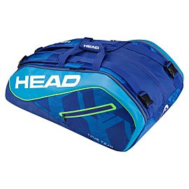 Head Tour Team 12R Monstercombi tennistas blauw