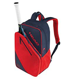 Head Core Backpack tennistas navy rood