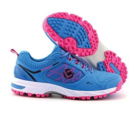 Brabo Tribute BF1026 hockeyschoenen junior blue pink
