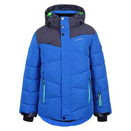 Icepeak Helios winterjas junior royal blue