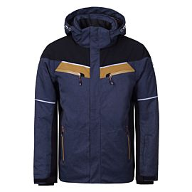 Icepeak Cain winterjas heren navy blue