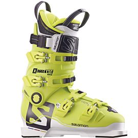 Salomon X Max Race 130 Acide skischoenen heren green white black