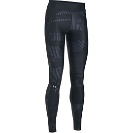 Under Armour HeatGear Armour Printed sportlegging dames gray