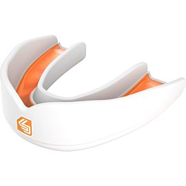 Shock Doctor Multisport gebitsbeschermer junior white orange