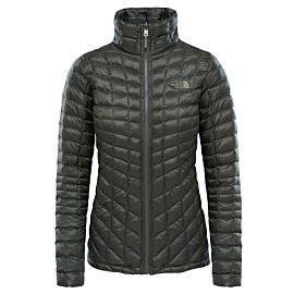 The North Face Thermoball outdoor jack dames grape leaf