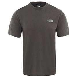 The North Face Reaxion Ampere shirt heren TNF medium grey heather
