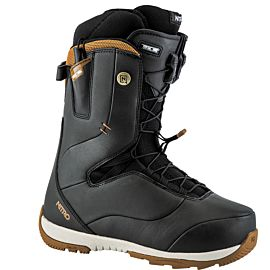 Nitro Crown TLS snowboardschoenen dames black