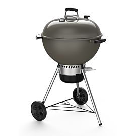 Weber Master-Touch GBS C-5750 57 houtskoolbarbecue smoke grey