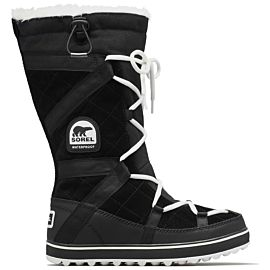 Sorel Glacy Explorer snowboots dames black