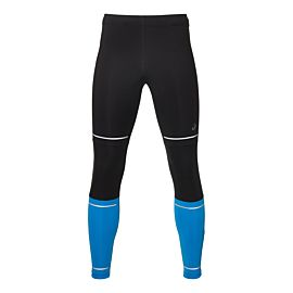 ASICS Lite-Show Tight hardloopbroek heren black race blue