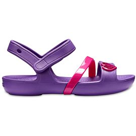 Crocs Lina Sandals sandalen junior amethyst