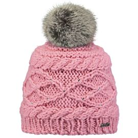 Barts Claire Beanie muts junior pink