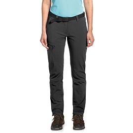Maier Sports Inara Slim long size wandelbroek dames black