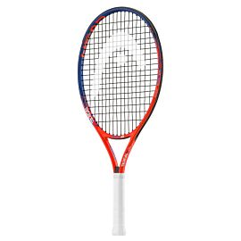 Head Radical 23 tennisracket junior orange blue