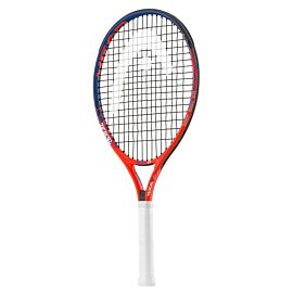 Head Radical 21 tennisracket junior orange blue