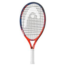 Head Radical 19 tennisracket junior orange blue
