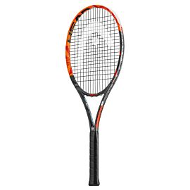 Head Graphene XT Radical MP tennisracket black orange