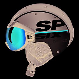 Casco SP-6 Visier Competition Vautron Multilayer helm black