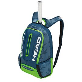 Head Tour Team Backpack tennistas navy green