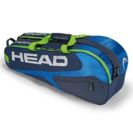 Head Elite 6R Combi tennistas blue green