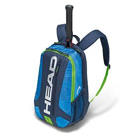 Head Elite Backpack tennistas blue green