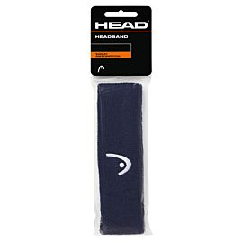 Head Tennis hoofdband navy