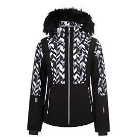 Icepeak Nancy IX winterjas dames black