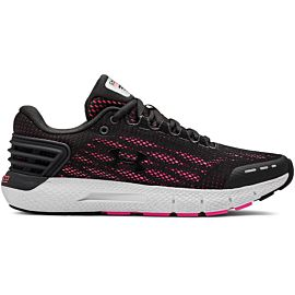 Under Armour UA Charged Rogue hardloopschoenen dames jet gray