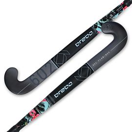 Brabo G-Force Flamingo hockeystick junior