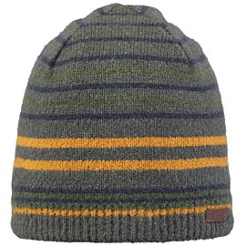 Barts Goose Beanie muts heren dark heather