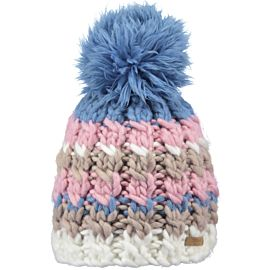 Barts Feather beanie muts dames blue