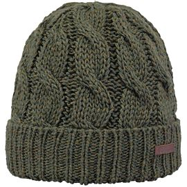 Barts JP Cable Beanie muts junior green