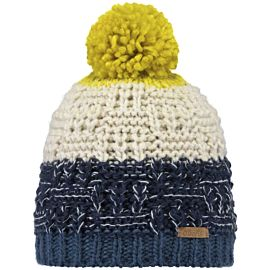 Barts Abel Beanie muts junior yellow
