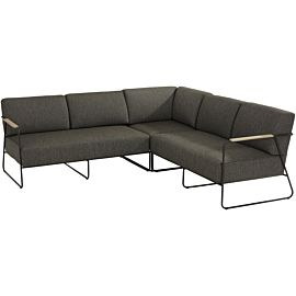 4 Seasons Outdoor Coast loungeset anthracite