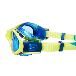 Speedo Biofuse Flexiseal zwembril junior blue