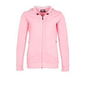 Reece Australia  Varsity Hooded swaet full zip trainingsvest dames pink