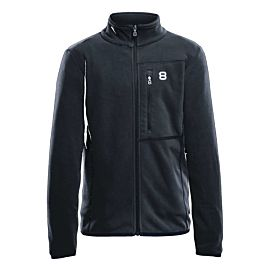 8848 Altitude Ballard Sweat fleece vest junior black