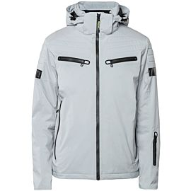 8848 Altitude Hayride ski jas heren light grey