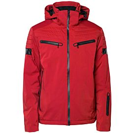 8848 Altitude Hayride ski jas heren red