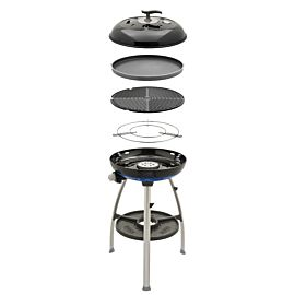 Cadac Carri Chef 2 barbecue 47 cm met chef pan en deksel