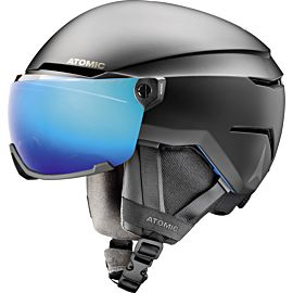 Atomic Savor Visor Stereo Plus skihelm black