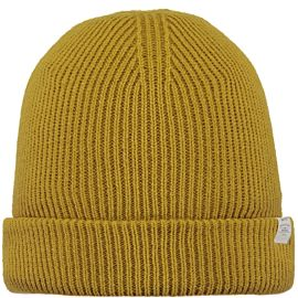 Barts Kinabalu Beanie muts junior yellow